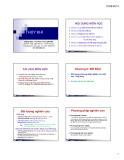 Bài giảng Thủy khí: Chương 1, 2 - TS. Phan Thị Tuyết Mai