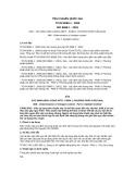 Tiêu chuẩn Quốc gia TCVN 8099-1:2009 - ISO 8968-1:2001