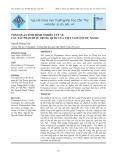 Tổng quan tình hình nghiên cứu về các tác phẩm đi sứ Trung Quốc của Việt Nam ở nước ngoài - Nguyễn Hoàng Yến