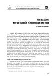 Văn bia lê sơ: Một số đặc điểm nội dung và hình thức - TS. Phạm Thị Thùy Vinh