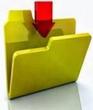 Kỹ thuật soạn thảo các văn bản quản lý tại Học viện Tài chính