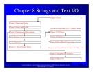 Introduction to java programming: Chapter 8 - Strings and Text I/O