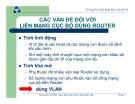 Bài giảng Thí nghiệm mạng máy tính 1: Chương 2 - ThS. Nguyễn Cao Đạt