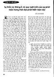 Sự thần kỳ Đông Á và quy luật mới của sự phát triển trong thời đại phát triển hiện đại - Lê Cao Đoàn