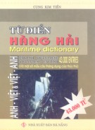 Từ điển về hàng hải Anh - Việt và Việt - Anh: Phần 2