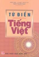 Hệ thống từ điển tiếng Việt: Phần 1