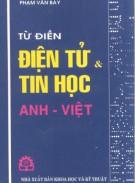 Từ điển Anh - Việt về điện tử và tin học: Phần 2
