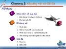 Bài giảng Địa chất công trình: Chương 2 - Trần Khắc Vĩ