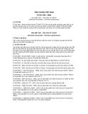 Tiêu chuẩn Việt Nam TCVN 7404:2004