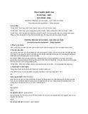 Tiêu chuẩn Quốc gia TCVN 7652:2007 - ISO 20345:2004
