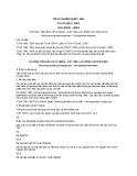 Tiêu chuẩn Quốc gia TCVN 7654:2007 - ISO 20347:2004
