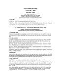 Tiêu chuẩn Việt Nam TCVN 7427:2004 - ISO 5403:2002