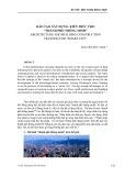 Đào tạo xây dựng, kiến trúc cho thành phố thông minh - Nguyễn Hữu Thái
