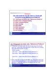 Bài giảng Lập trình hướng đối tượng: Chương 15 - ĐH Bách Khoa TP.HCM