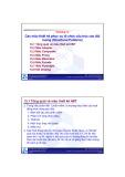 Bài giảng Lập trình hướng đối tượng: Chương 13 - ĐH Bách Khoa TP.HCM