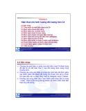 Bài giảng Nhập môn Công nghệ phần mềm: Chương 3 - ĐH Bách khoa TP HCM