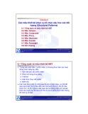 Bài giảng Nhập môn Công nghệ phần mềm: Chương 9 - ĐH Bách khoa TP HCM