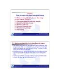 Bài giảng Nhập môn Công nghệ phần mềm: Chương 7 - ĐH Bách khoa TP HCM