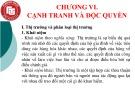 Bài giảng Kinh tế học vi mô 1: Chương 6 - Nguyễn Hồng Quân