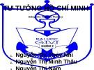 Bài thuyết trình: Những quan điểm cơ bản của Hồ Chí Minh về văn hóa