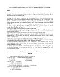 Bài tập tổng hợp: Nguyên lý kế toán (Có hướng dẫn giải, đáp án chi tiết)