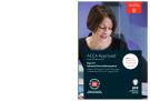 Paper P4: Advanced Financial Management - Revision Kit