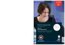 Paper F7: Financial Management - Revision kit 2016
