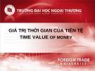 Bài giảng Đầu tư chứng khoán: Chương 2 - Nguyễn Thị Thu Huyền
