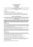 Tiêu chuẩn Quốc gia TCVN 7084:2010 - ISO 1736:2008