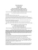 Tiêu chuẩn Quốc gia TCVN 7082-1:2010 - ISO 3890-1:2009