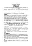 Tiêu chuẩn Việt Nam TCVN 6966-2:2001 - ISO 8689-2:2000