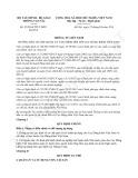 Thông tư liên tịch số: 55/2014/TTLT-BTC-BGTVT