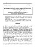 Tiêu chuẩn chăn nuôi: Tiêu chuẩn Việt Nam TCVN 6712-2000