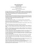 Tiêu chuẩn Việt Nam TCVN 6617:2000