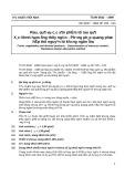 Tiêu chuẩn Việt Nam TCVN 6542-1999