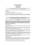 Tiêu chuẩn Quốc gia TCVN 6687:2013 - ISO 8381:2008