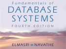 Lecture Fundamentals of Database Systems - Chapter 11: Relational database design algorithms and further dependencies