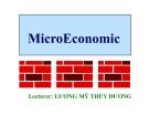 Lecture Macro economic: Chapter 1 - Lương Mỹ Thùy Dương