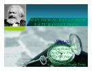 Bài thuyết trình Phân tích tư bản cố định và tư bản lưu động