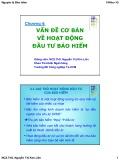 Bài giảng Nguyên lý bảo hiểm: Chương 4 - ThS. Nguyễn Thị Kim Liên