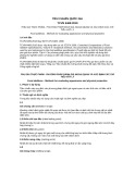Tiêu chuẩn Quốc gia TCVN 6469:2010