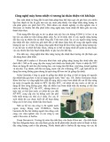 Công nghệ máy bơm nhiệt vì tương lai thân thiện với khí hậu