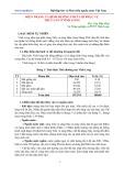 Hiện trạng và định hướng thuỷ lợi phục vụ thuỷ sản ở Vĩnh Long - ThS. Văn Hữu Huệ