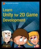 Ebook Learn unity for 2D game development: Part 2