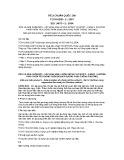 Tiêu chuẩn Quốc gia TCVN 6268-2:2007 - ISO 14673-2:2004