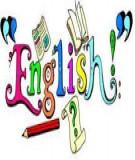 Học từ vựng ngữ pháp tiếng Anh qua mẫu câu