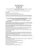 Tiêu chuẩn Quốc gia TCVN 6148:2007 - ISO 2505:2005