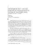 Một số giá trị tâm lý - đạo đức được đề cao trong quan hệ vợ chồng Việt Nam truyền thống