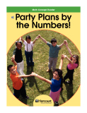 Ebook Party Plans by the Numbers!