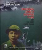 Ebook Những điều đọng lại qua hai cuộc chiến tranh: Phần 1